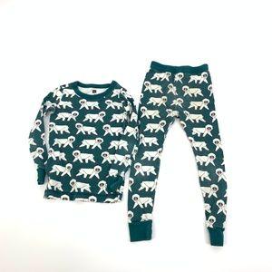 Tea Collection Monkey Baboon Pajamas Jams